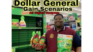 Dollar General: Gain Scenarios For 10/13 - 10/19 - All Digital Coupons