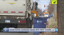 Grand Rapids residents say trash billing is a mess
