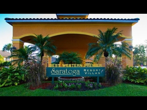Best Western Saratoga hotel and Resorts Orlando florida