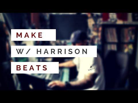 Harrison Mixbus   How To Make Sampled Beats (LoFi) Without Serato   Apollo Brown Inspired