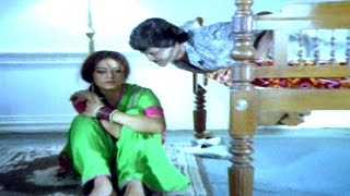 Alludugaru Movie || Mohan Babu & Shobana Scolding Comedy Scene  || Mohan Babu, Shobana