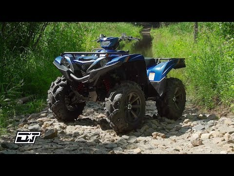 Full REVIEW: 2019 Yamaha Grizzly 700 SE