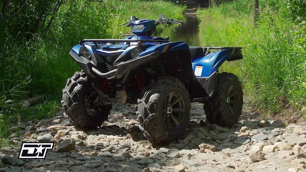 Full Review 2019 Yamaha Grizzly 700 Se Youtube