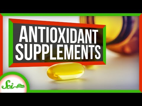 Are Antioxidants Actually Good for Anything?
