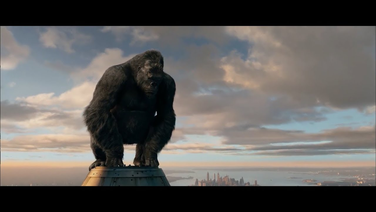 King Kong (2005)  Final Scene Part 2