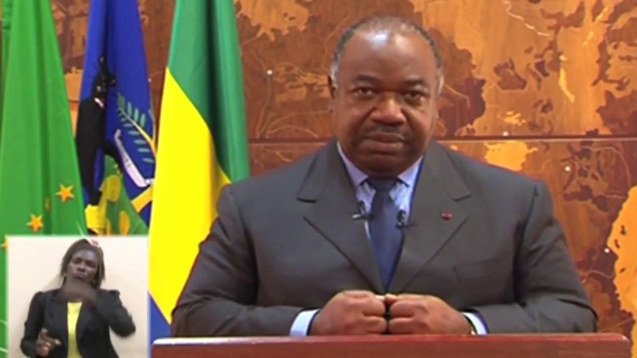 Discours de vœux à la Nation du Président de la République Gabonaise