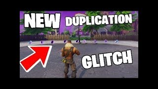 New Duplication Glitch Fortnite Save The World *dont get banned*
