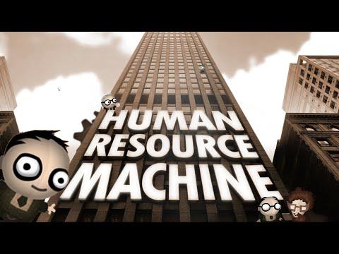 Human Resource Machine - First Look!