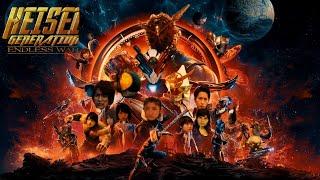KAMEN RIDER WAR MOVIE (Avengers Infinity War Parody) / Heisei Generation : Endless War TRAILER 2