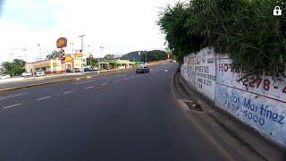 CALLE AL PUERTO Y NUEVO CUSCATLAN. LA LIBERTAD EL SALVADOR.