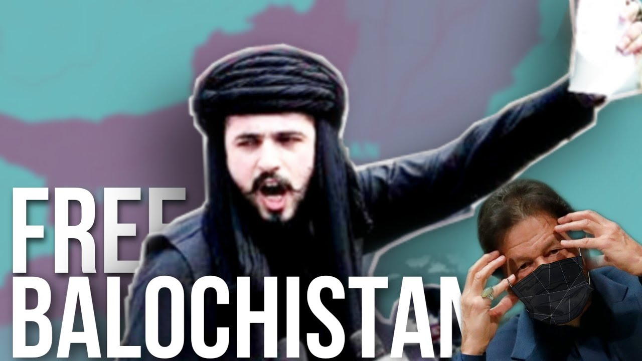 Pakistan doesn't want you to watch this video | #FreeBalochistan