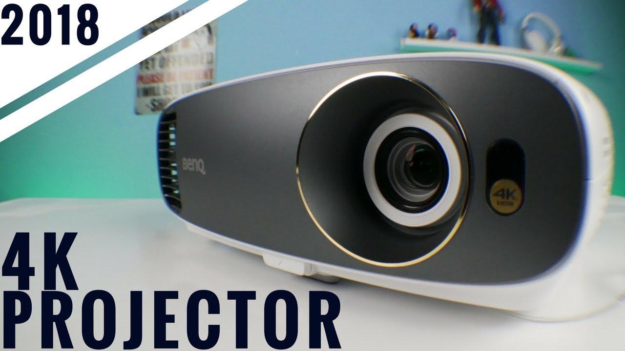 Best 4K Projector 2018 | BenQ HT2550 Review - True 4K - YouTube