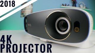 Best 4K Projector 2018 | BenQ HT2550 Review - True 4K