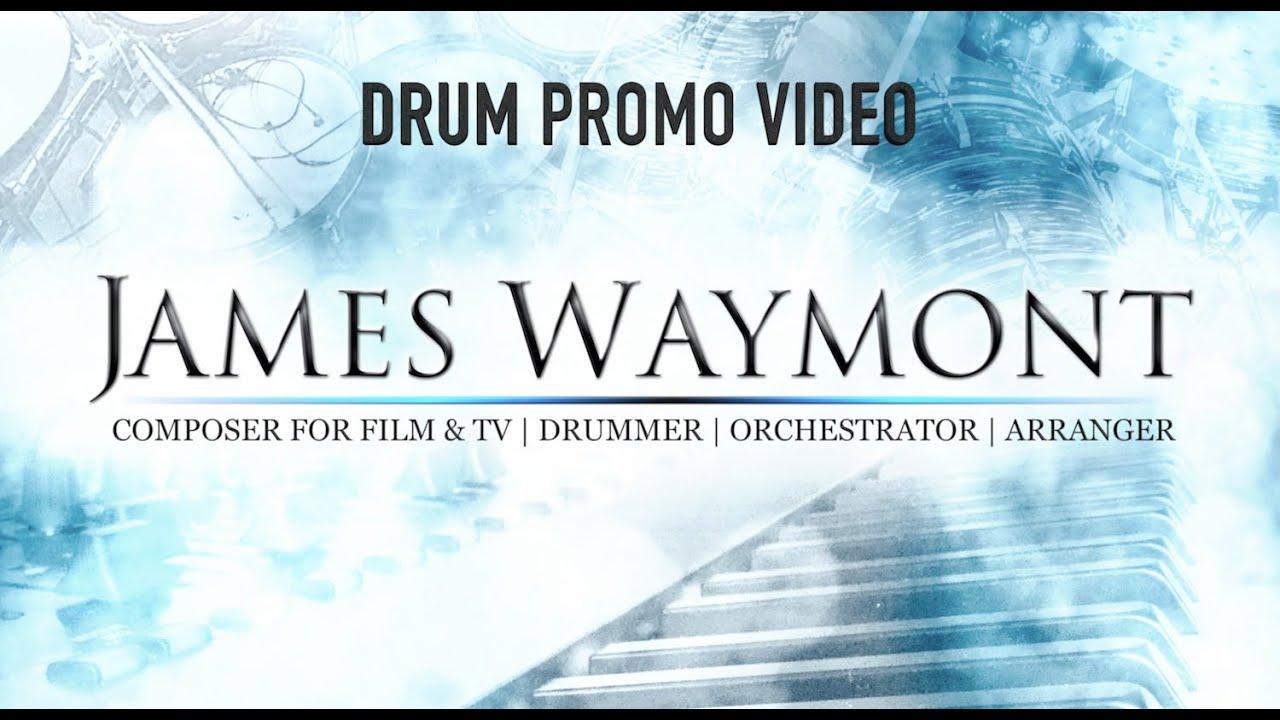 Drum Showreel | James Waymont