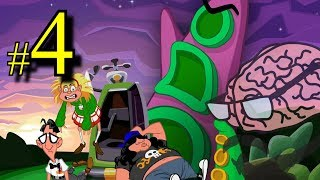 Ta Tante Accule  - Day of the Tentacle #4 - #145deQi avec Benzaie