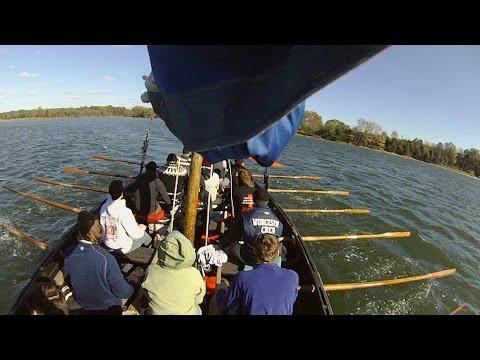 Hurstwic: Rowing a Viking Ship