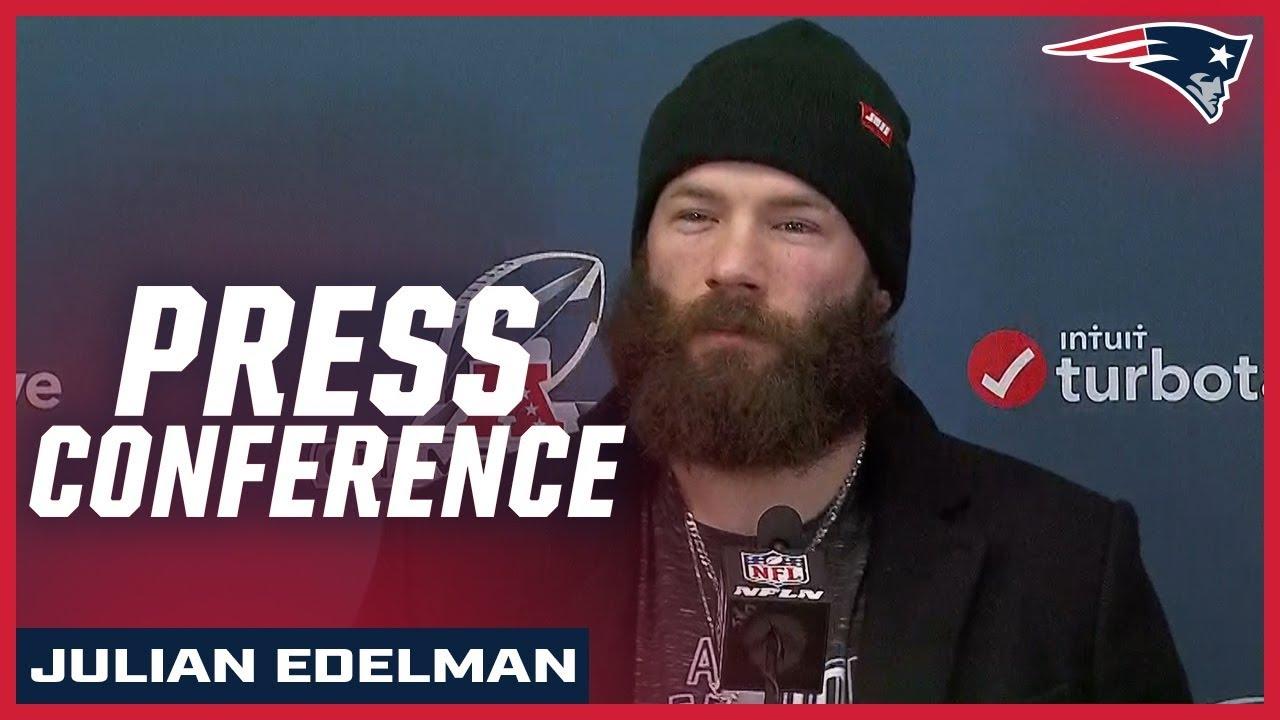 Julian Edelman on Tom Brady: