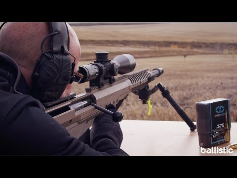 The Desert Tech HTI Rifle Puts .375 CheyTac In A Compact Package