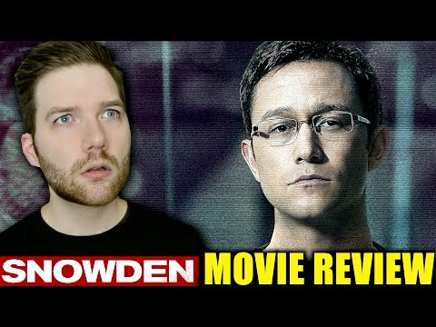 Thumbnail: Snowden - Movie Review