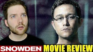 Snowden - Movie Review
