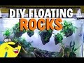 HOW TO: DIY AVATAR AQUARIUM FLOATING ROCKS!