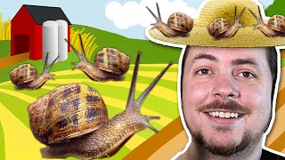 Snail farmer Arin takes on the WORLD! - Game Of Life