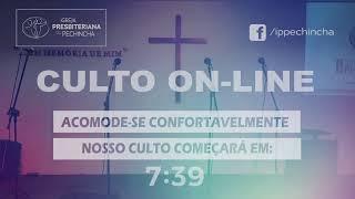 Culto Matutino - Rev. Fabio Castro - 11/04/2021 pt2