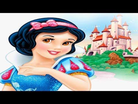 Snövit och de sju dvärgarna Disney princess full movie game Svenska part 2