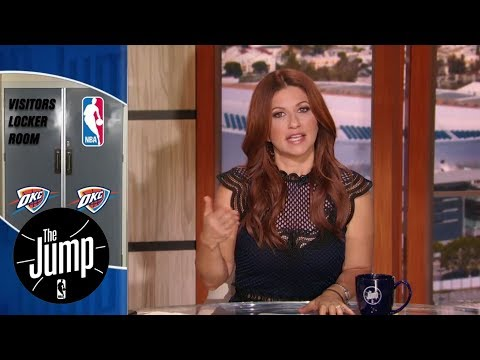 Time to panic for Oklahoma City Thunder? | The Jump | ESPN