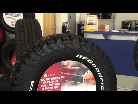 Discount Tire Warehouse Sale - KO2 Tire