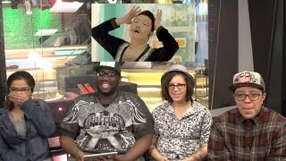 PSY - DADDY (FT. CL of 2NE1) MV Reaction | Reaction Panel