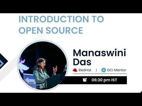Introduction To Open Source   Crack the Code   Mentor Conference 2021
