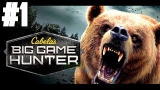 Cabelas Big Game Hunter Pro Hunts Part 1 Walkthrough (Xbox360 PS3 PC)