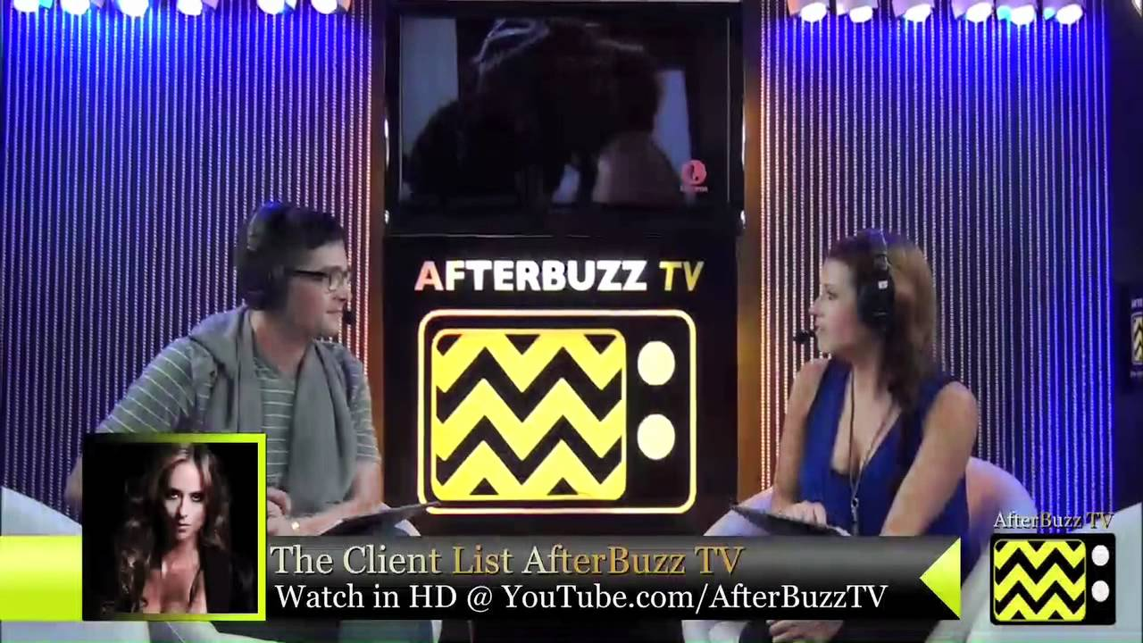 """Download The Client List After Show Season 1 Episode 8 """" Games People Play """"   AfterBuzz TV"""