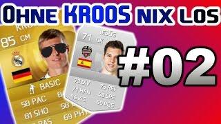 FIFA 15 ★ Ohne KROOS nix los #02 ★ Ein neuer Torwart (NonRare Silber)
