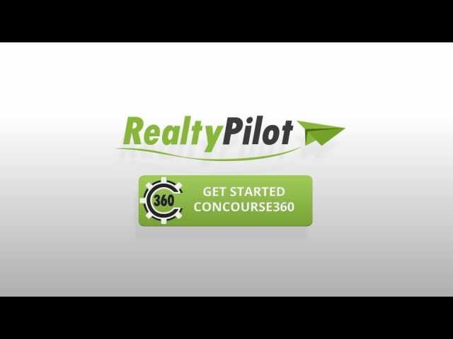Realty Pilot Introduction to Concourse360 and Offer Runway