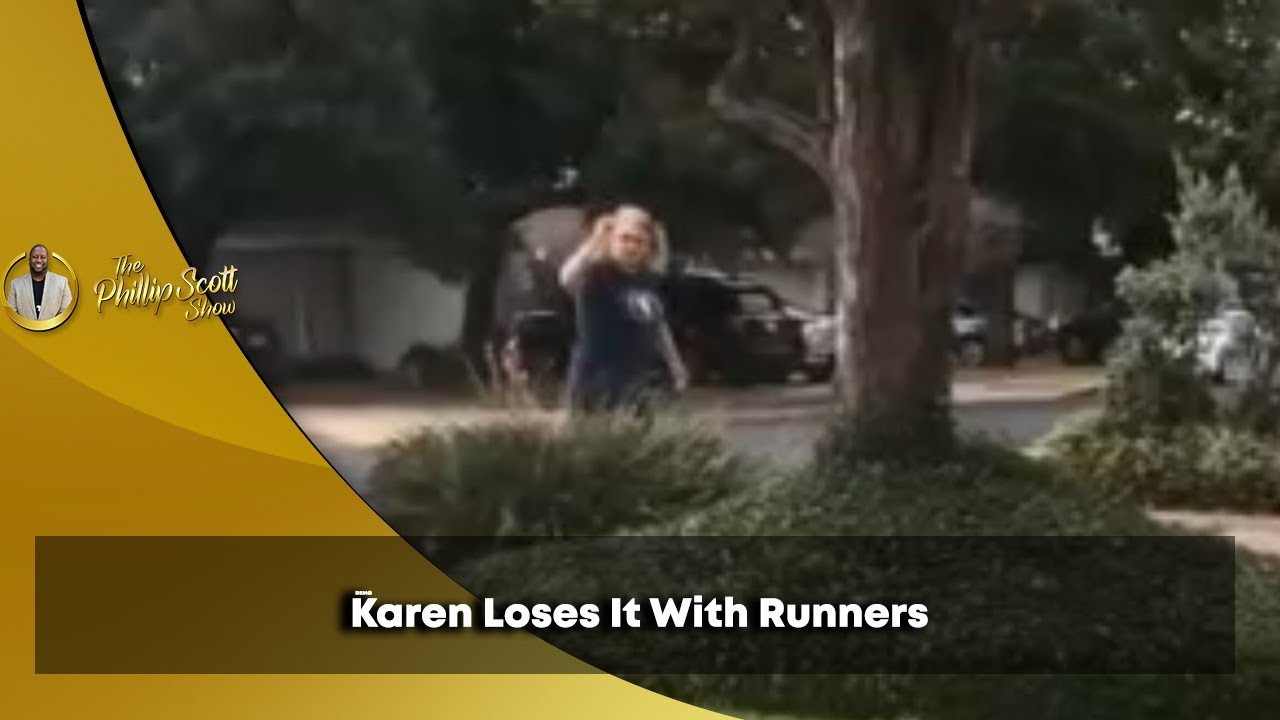 "Karen Screams At People Passing By Her Home Calling Them ""Trailer Trash"""