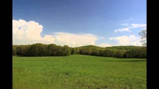 April 29, 2013 Afternoon Thunderstorm Time Lapse