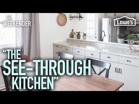 "The Weekender: ""The See-Through Kitchen"" (Season 4, Episode 5)"