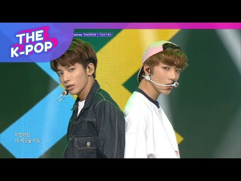 TOMORROW X TOGETHER(TXT), CROWN [THE SHOW 190319]