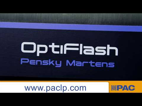 PAC OptiFlash: Flashpoint Analyzers