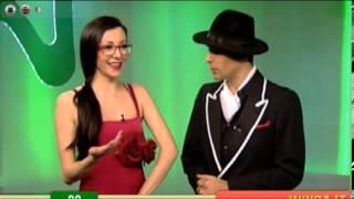Roulette Show: Antonio e Jvonne ballano il tango su Winga Tv! 2a parte