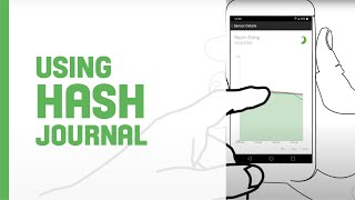 Using the HASH Journal - ILUMINAR HASH Controller Installation