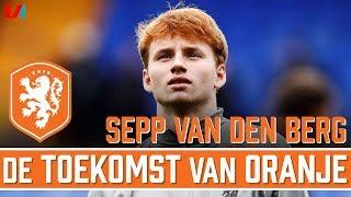 Sepp Van Den Berg:  'Ik Sta Met De Beste Spelers Van De Wereld Op Het Veld'