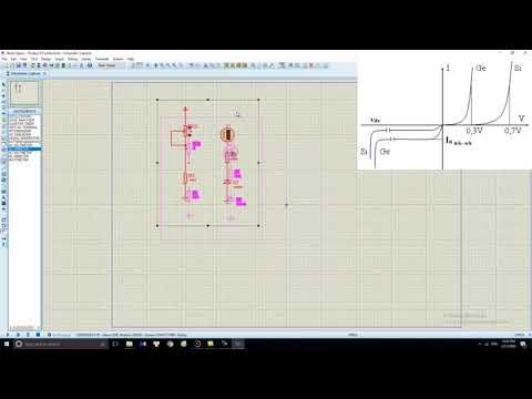 Bài 10: Kiểm tra đặc tuyến V-I nối ngược của diode 1N4007 trên phần mềm mô phỏng