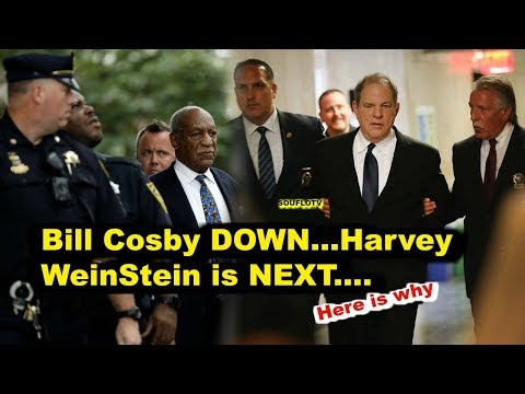 Harvey Weinstein is next after Bill Cosby Here is why