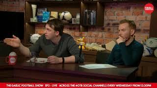 #GAA forward masterclass with Mayo's Enda Varley - The Gaelic Football Show