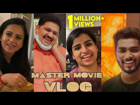 Media Masons - Master Movie Vlog | Sivaangi | Chef Venkatesh Bhat | Cooku With Comali's & Many More