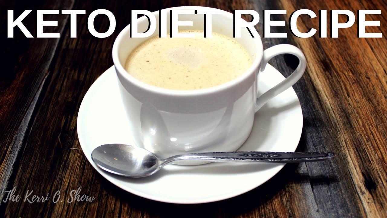 preparing coffee on a keto diet