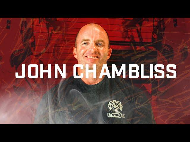 JohnChambliss: Firefighter, Personal Trainer, Owner of 48 Str8